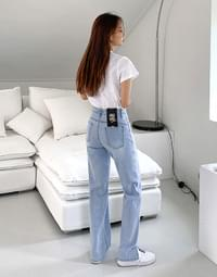 World Comfortable COOL Long Split Pants