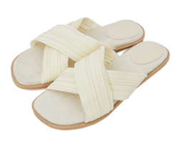 Mare pleated sandals