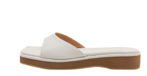 Wilbe strap slippers