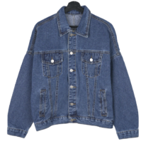 Decure overfit denim jacket