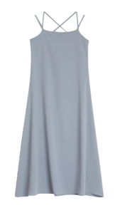 Athena sleeveless long dress