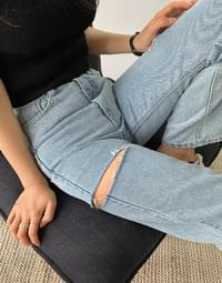 Dead Vintage Wide Denim