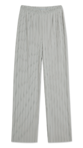 《Planned Product》 Summer Cool Pleats Banding Pants