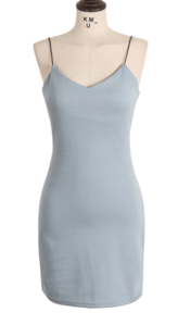 Crazy Cool Day Bustier Dress