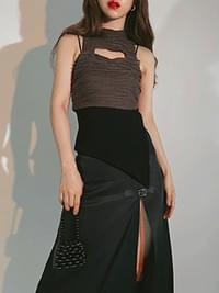 Layered Unfooted Tube Top