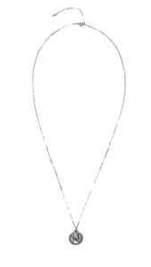 Penny chain necklace