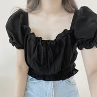 ON square blouse
