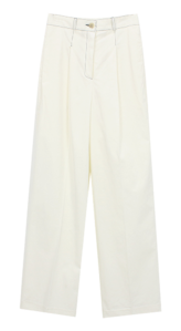 Play stitch trousers
