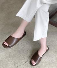 Loving two-way sandals