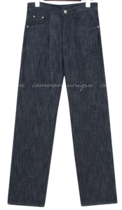 Straight Loose Fit Jeans