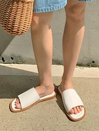 Wide Cover Tender Slippers