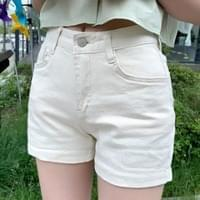 Daily simple short pants
