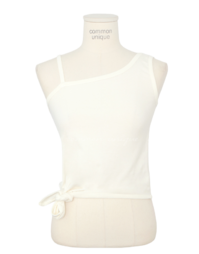 Knot Accent Sleeveless Top