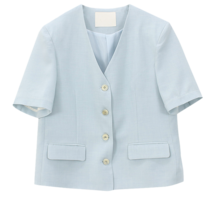 Lemaire no-collar jacket