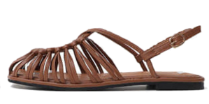 O Cross Ethnic Strap Flat Sandals 10983 ♡3rd Sold Out♡