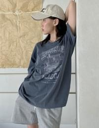 Pigmented Downtown T-shirt