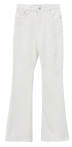hidden Flared trousers