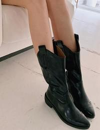 savage western boots
