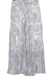 Big Size 26-34 Inch Gres Marble Banding Long Skirt