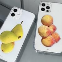 real fruit fruit real iphone case