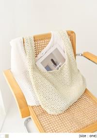 Knotted Strap Hobo Bag
