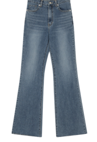 Hurren Flared pants / Daily Blue