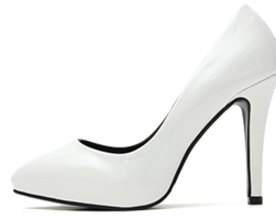 Isshu pointed nose enamel stiletto pumps kill heel 5064 ♡ first edition ♡
