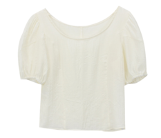 Forever puff blouse