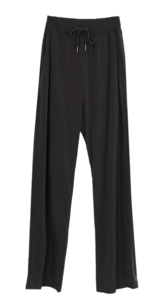 Oh cool wide banding pants