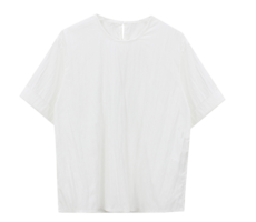 eco roll-up blouse