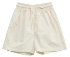 page crunch shorts