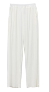 click Ribbed trousers