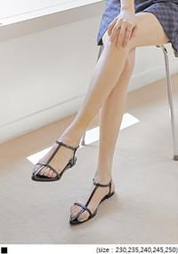 Pointed Toe Sandals