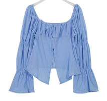 puff mary blouse