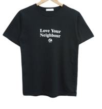 Love You Lettering Short Sleeve Tee