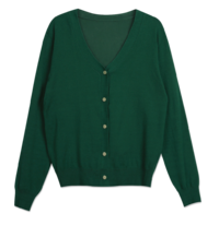 #Special product cash rayon V neck cardigan -10 color