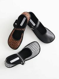 Cute Chic Mary Jane Flat Shoes 1cm