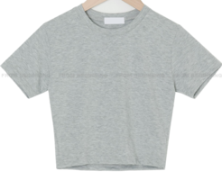 Claire mini cropped T-shirt