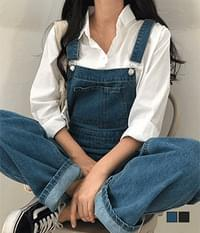 Overall Suspender Pants I really recommend