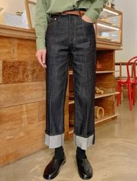 Royce Part 9 Wide Roll Up Pants