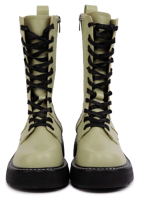 Bella lace-up mid boots