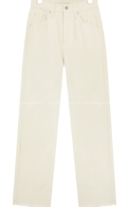 Relaxed Fit Straight Pants
