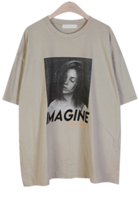 Imagine Box T Printing + Lettering Point :D