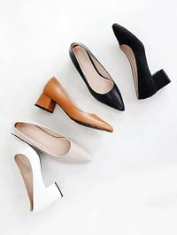 All coveted middle heel pumps 3,5cm