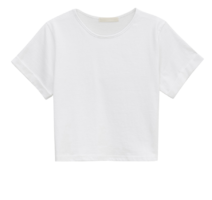 day roll-up short sleeve T-shirt