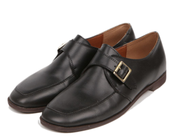 Buckled loafers shoes
