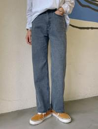 Forty Semi-Wide Cotton Pants
