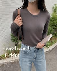 #made some East Tencel Round T-shirt