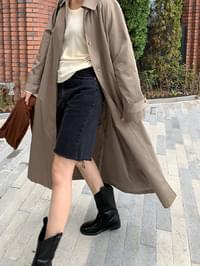 Breeze Long Trench