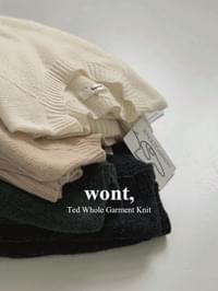 Ted Whole Garment Knit